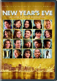 New Year's Eve Movie DVD 2011 Used UPC794043157813