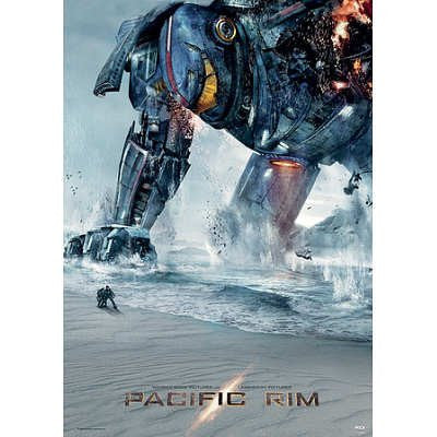 Pacific Rim – Damaged Gypsy (Trends) Movie Poster 22x34 RP0480 UPC017681004807