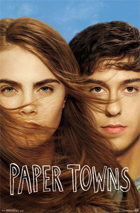 Paper Towns - One Sheet Movie Poster 22x34 RP14180 UPC882663041800
