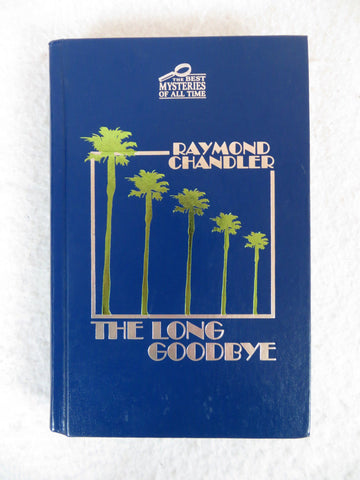 Raymond Chandler THE LONG GOODBYE 2005 ImPRESS Best Mysteries of All Time Book