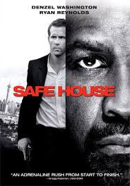 Safe House 2012 Movie DVD Used Denzel Washington UPC025192104404