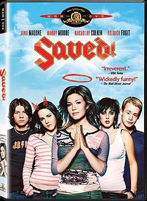 Saved! Movie Used DVD 2004