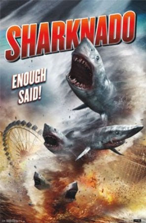 Sharknado - One Sheet Movie Poster 22x34 RP13028