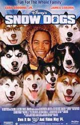 Snow Dogs Movie Poster 27x40 Used Disney Cuba Gooding Jr, James Belushi, Mario, Richard Steven Horvitz, Lossen Chambers, Buck, James Coburn, Paul Aldane'e, Randy Birch, Artine Brown, Graham Greene, Jay Brazeau
