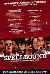 Spellbound Movie Poster 27x40 Used Documentary (2002)