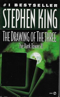 Stephen King Book The Drawing Of The Three The Dark Tower II