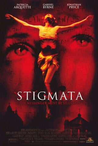 Stigmata Movie Poster 27x40 Used Patricia Arquette