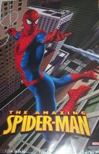 The Amazing Spider-man #1	20x30 used Movie Poster