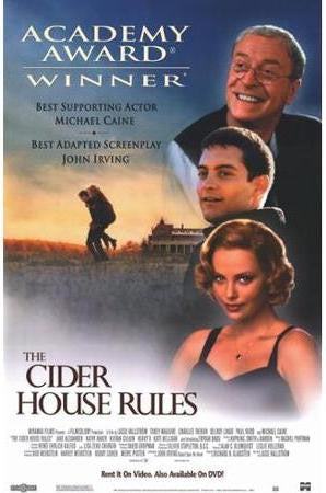 The Cider House Rules 1999 Movie Poster 27x40 Used