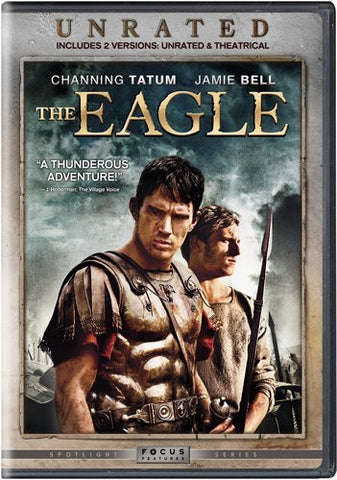 The Eagle Unrated Movie Poster 27x40 Used Channing Tatum Jamie Bell