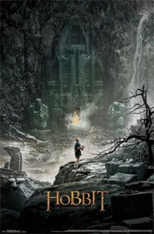 The Hobbit 2 - One Sheet Movie Poster RP5977 UPC017681059777
