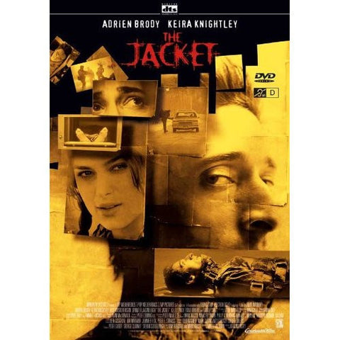 The Jacket Movie Poster 27x40 Used