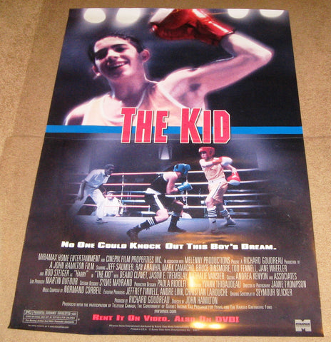 The Kid Movie Poster 27x40 MCP0010 Used