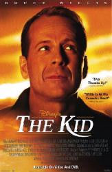 The Kid Movie Poster 27x40 Used Disney Bruce Willis, Stephanie Spruill, Juanita Moore, Lily Tomlin, Rod McLachlan, Jeri Ryan, Scott Mosenson, Dayna Price, Spencer Breslin, Daniel von Bargen, Emily Mortimer, Paul Moncrief