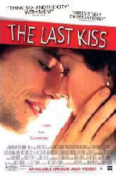 The Last Kiss Movie Poster 27x40	1	$4.00 locally		 Used