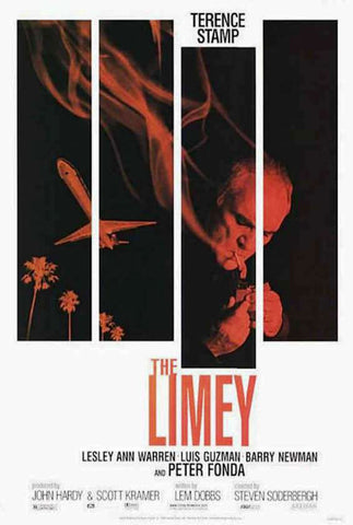 The Limey Movie Poster 27x40 Used Wayne Pere, Eva Rodriguez, Deirdre O'Brien, William Lucking, Johnny Sanchez, Steve Heinze, Joe Dallesandro, Jose Perez, Melissa George, Matthew Kimbrough