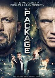 The Package Movie 2012 Used DVD