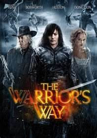 The Warrior's Way Movie Poster 27X40 Used Jed Brophy, Lung Ti, Ross Duncan, Geoffrey Rush, Eddie Campbell, Carl Bland, David Austin, Ashley Jones, Josh Randall, Danny Huston, Kate Bosworth, Peter Daube, Ken Smith, Tony Cox