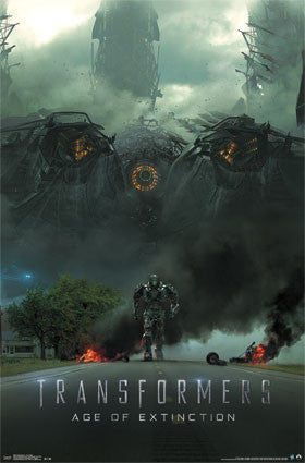 Transformers - One Sheet Movie Poster 22x34 RP9956 UPC017681099568