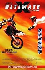 Ultimate X the Movie, Movie Poster 27x40 Used