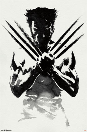 Wolverine – One Sheet Movie Poster 22x34 RP6512  UPC017681065129 Marvel