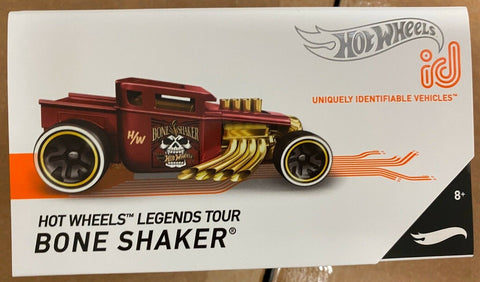 New 2020 Hot Wheels Legends Tour Bone Shaker ID Car