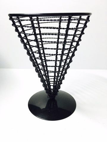 Aakashi Antique Black Soup sticks Basket - Nakashi International LLC