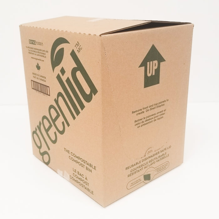 Full Service Offering: Greenlid Pulp and Exterior Boxes