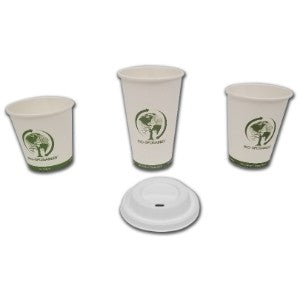 Bio-Sposables™ Hot Cup - Medium (10oz/12oz/16oz)