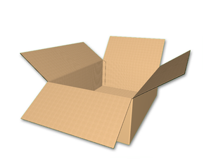 "30"" x 20"" x 10"" - Heavy Duty RSC Corrugated Box, Single Wall"