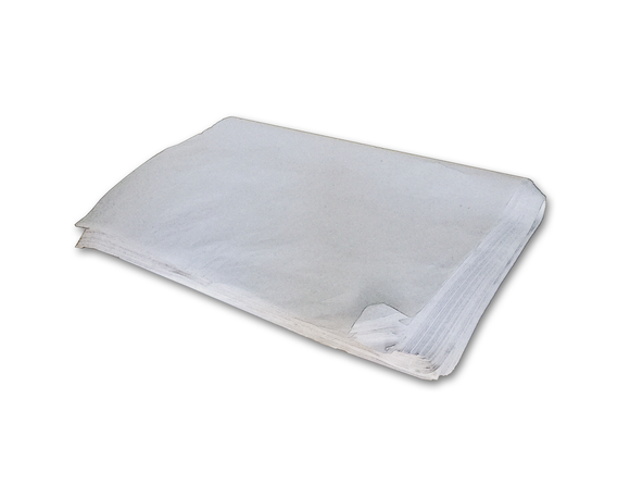 Cap Tissue, White