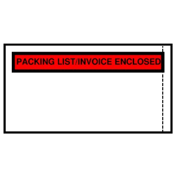 Packing List Envelopes, 9-1/2