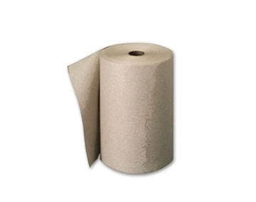 "JA-8ROLLKRAFT - Kraft Roll Towel, 8"" x 350', 12/case"