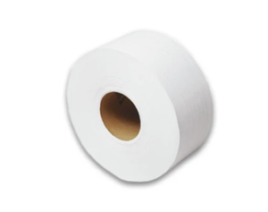 "Jumbo Bathroom Tissue, 2 Ply, 8"" x 750'"