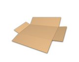 "Large Thin Mailer with TEAR STRIP - 10"" x 6"" x 9/16"""