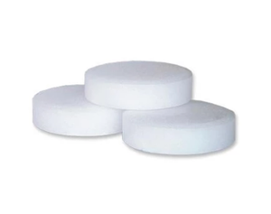 JA-URIDEOD/SCREEN - Urinal Deodorant Pucks with Screen, Green Apple Scent