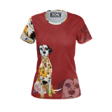 Dog Tshirts for Dalmatian Lovers