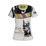 Doberman Dog T-Shirts for women