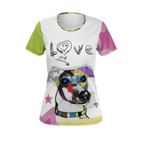 Dog T-Shirt for Greyhound Lovers