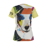 DOG T-SHIRTS with Jack Russell Terrier