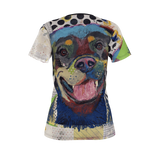 Rottweiler Dog T-Shirts for women