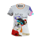 DOG TSHIRTS - I Love My Snorkie Dog T-Shirt