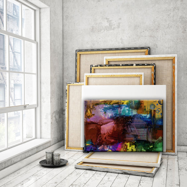 CLEARED ARTWORK For TV and Movies - Abstract Art Gallery Wholesale For Set Design