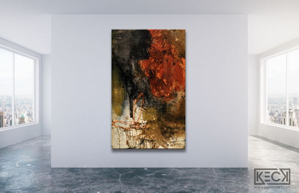 #020706 Untitled <br> Canvas Art Print