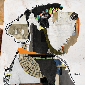 Load image into Gallery viewer, Schnauzer Dog Art Prints by Michel Keck