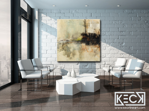 Oversized, Extra Large Artwork for Big Spaces.  Wholesale and Retail Pricing for HUGE Contemporary Abstract Art