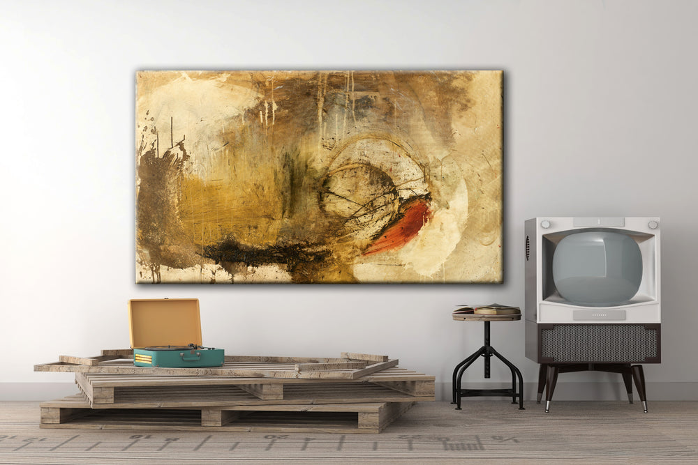 #030823 <br> Catch 22 <br> Canvas Art Print