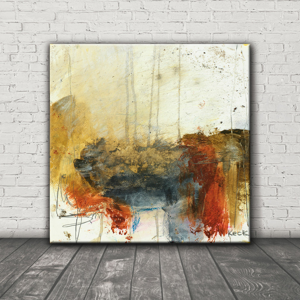 #031002 <br> Almost Gone <br> Canvas Print