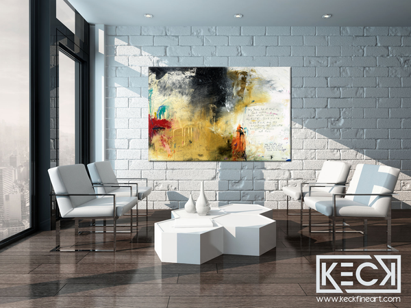 CHRISTIAN ART PRINTS BY MICHEL KECK
