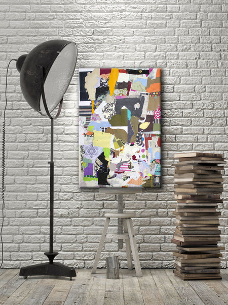 #041304 <br> New Set of Rules <br> Canvas Art Prints